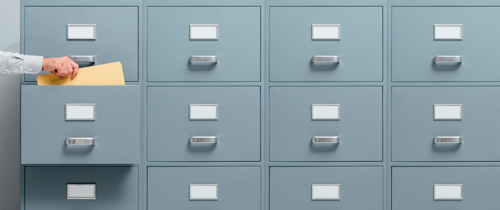 Función de la gestión de archivos