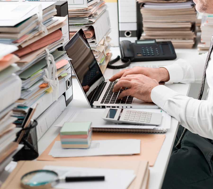 ¿Qué pasa si no implemento la gestión documental en mi empresa?