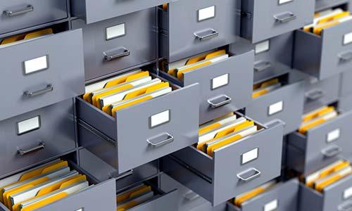 ¿Qué es el almacenamiento de archivos?