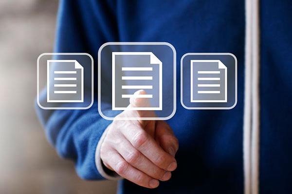 ¿Cómo se realiza la digitalización de documentos?
