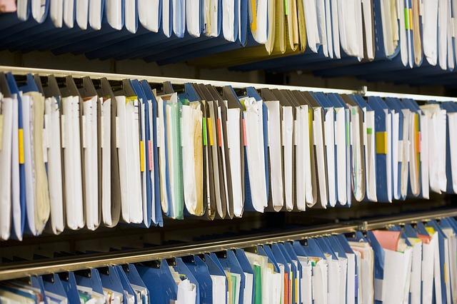 ¿Qué es la preservación de documentos?