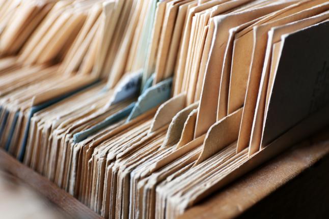Retenciónde archivosinactivos en físico y en digital