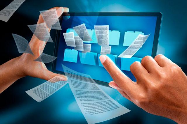 Seguridad en el manejo de archivos digitales