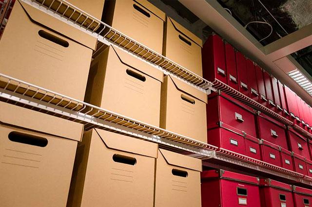 El almacenamiento de archivos como mejor opción para mantener el orden de tus documentos